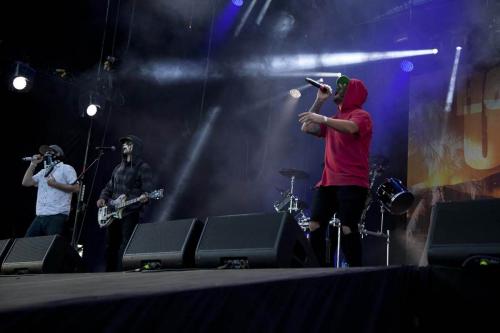 HOLLYWOOD UNDEAD - Czad Festiwal 2016