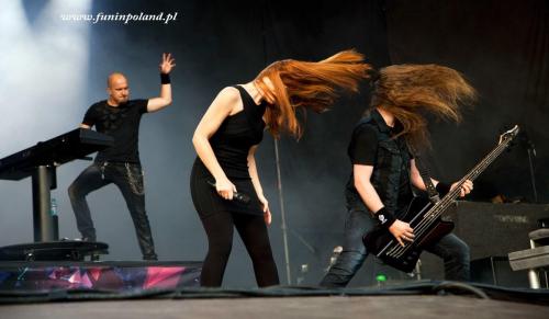 Epica - Czad Festiwal 2017