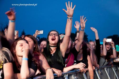 ONE OK ROCK - Czad Festiwal 2017