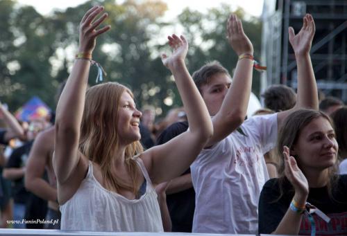 Publiczność - Czad Festiwal 2017