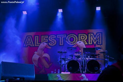 Koncert Alestorm