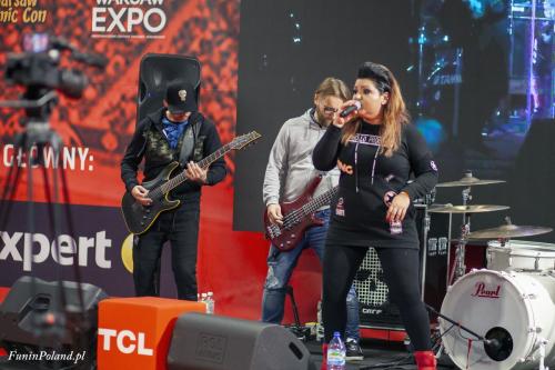 Warsaw Comic Con 2018