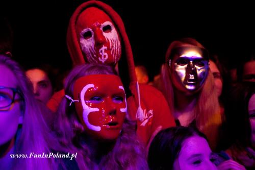 Hollywood Undead - Klub Stodoła 2018