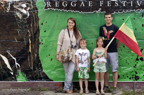 Ostróda Reagge 2019 - Publiczność