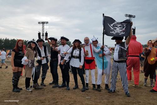 PolandRock 2019 - Parada Przebierańców