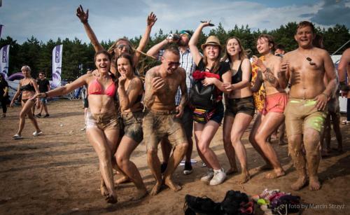 Publiczność PolandRock Festival